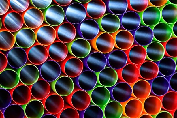 Lighted Straws